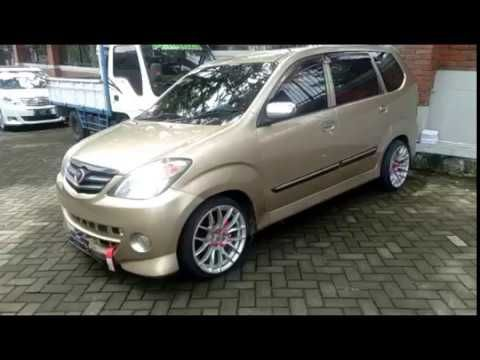 Kumpulan Modifikasi Toyota Avanza Daihatsu Xenia Di Axfc Dengan
