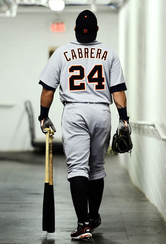 Detroit Tiger.....Miggy