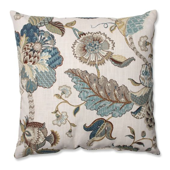 Shop Pillow Perfect  556 Finders Keepers Throw Pillow at ATG Stores. Browse our decorative pillows, all with free shipping and best price guaranteed.