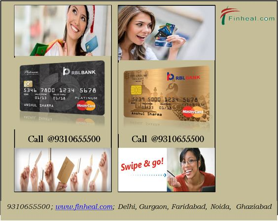 A Credit Card is a card issued by financial company giving the person an option to borrow money or sometimes for sale. http://www.finheal.com/credit-card-in-ghaziabad