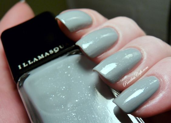 Illamasqua Raindrops - Swatches and Review | Pointless Cafe