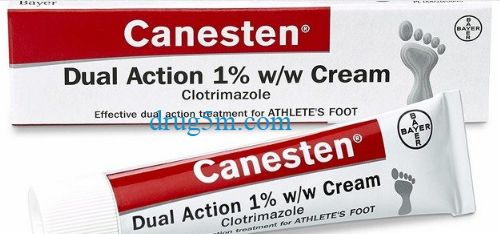 Canesten كانستين Athletes Foot Treatment Cream