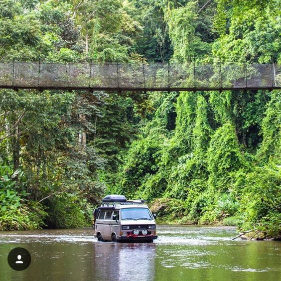 @ebbandroad taking the road less travelled through Corcovado Costa Rica. Thanks for sharing this inspirational pic. #vanlifediaries to share yours. #vanlife #campvibes #camping  #goyonder #outdoors #travel #vanlifefitouts #vanlifediaries #vanlifers #vanlifeshop #love #TagsForLikes #photooftheday #follow4follow #like4like #instalike  #picoftheday #instadaily #instafollow #follow #vanagonlife #homeiswhereyouparkit #campervan #camptogether by vanlifediaries