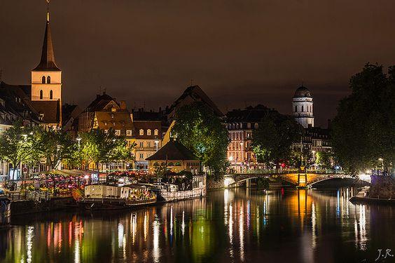 Quai des pêcheurs - #Strasbourg - #Alsace - France #JulienRuffPhotos