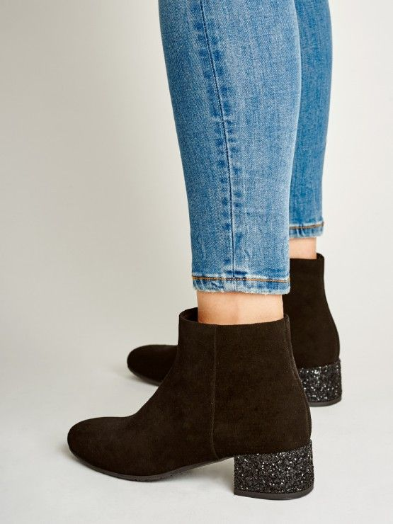 Botki Damskie Rylko Producent Obuwia Ankle Boot Fashion Shoes