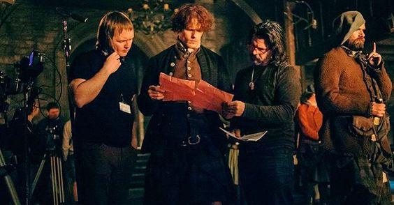 #SamHeughan #outlander #OutlanderIT #OutlanderCast #outlanderFans #outlanderbooks #outlanderstarz #OutlanderSeries #Starz #Scotland #Scottish #JAMMF #JamieFraser