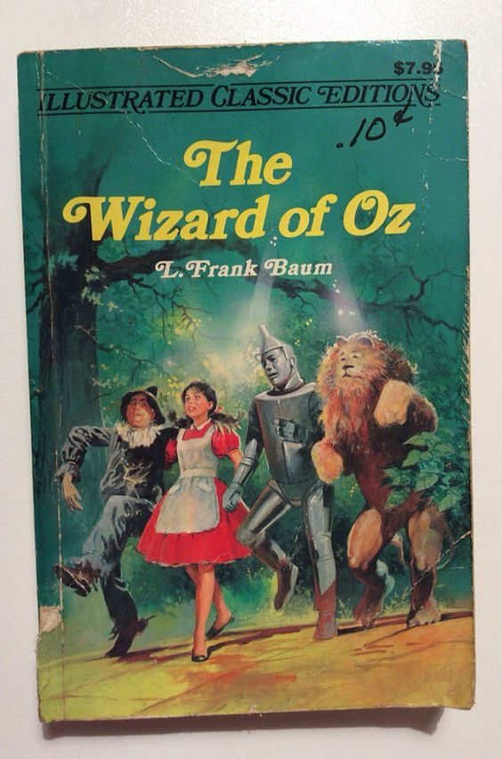 The Wizard Of Oz by L. Frank Baum and Adapted by by ReclaimYouth: