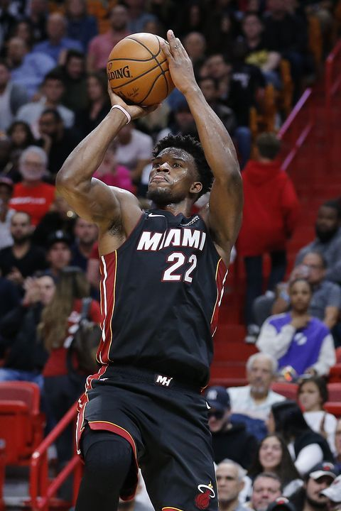 How Jimmy Butler Became The Fittest Man In The Nba Nba New Orleans Pelicans Miami Heat