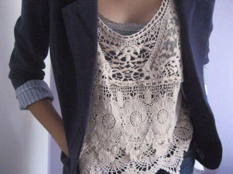 Imagem de fashion, style, and lace