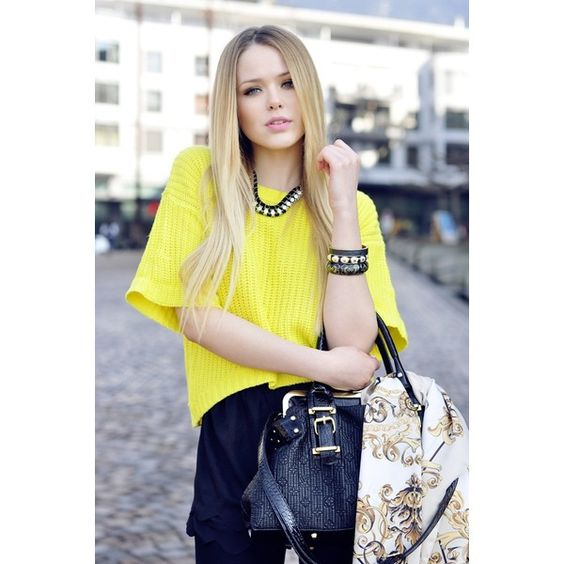 FASHIOLISTA Kayture ❤ liked on Polyvore featuring kayture, pictures, kristina bazan, models and photos