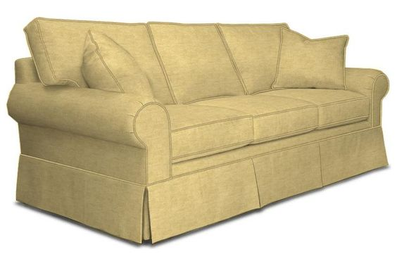 Drexel Sofa Natalie Medium From The Heritage Upholstery Collection