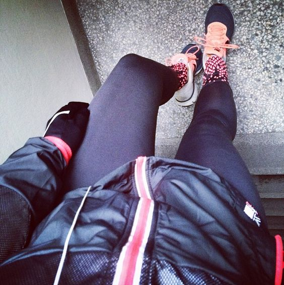 HeuteInForm-Lauf-Tipps / Running: You can feel sore tomorrow or sorry tomorrow.