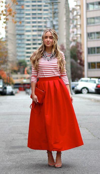 Cheap A Line Denim Skirt 2017 | Jill Dress - Part 528
