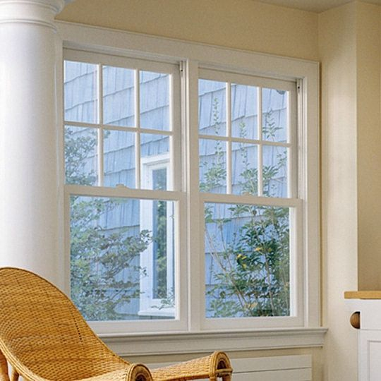 Tilt Pac Double Hung Windows by Marvin | Big L Windows and Doors