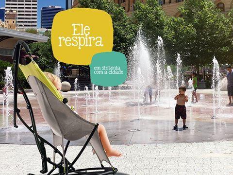 Yezz, o carrinho-bengala que transforma a cidade num parque de diversões. http://www.bybebe.com/en?utm_content=buffere3f05&utm_medium=social&utm_source=pinterest.com&utm_campaign=buffer