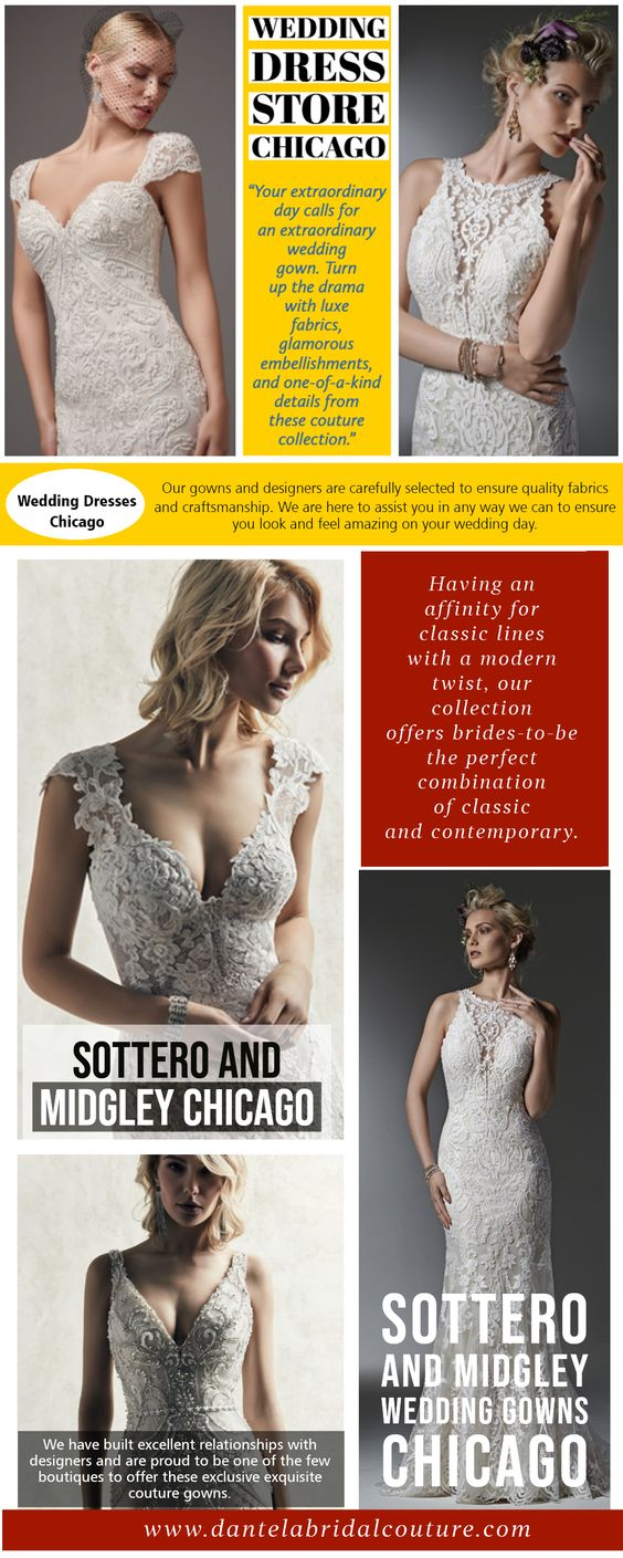 Wedding Dress Store Chicago