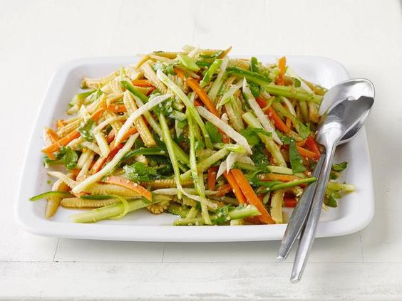Japanese Side Salad from Food Network Magazine