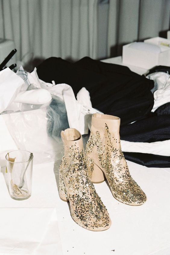 Maison Martin Margiela boots                              …