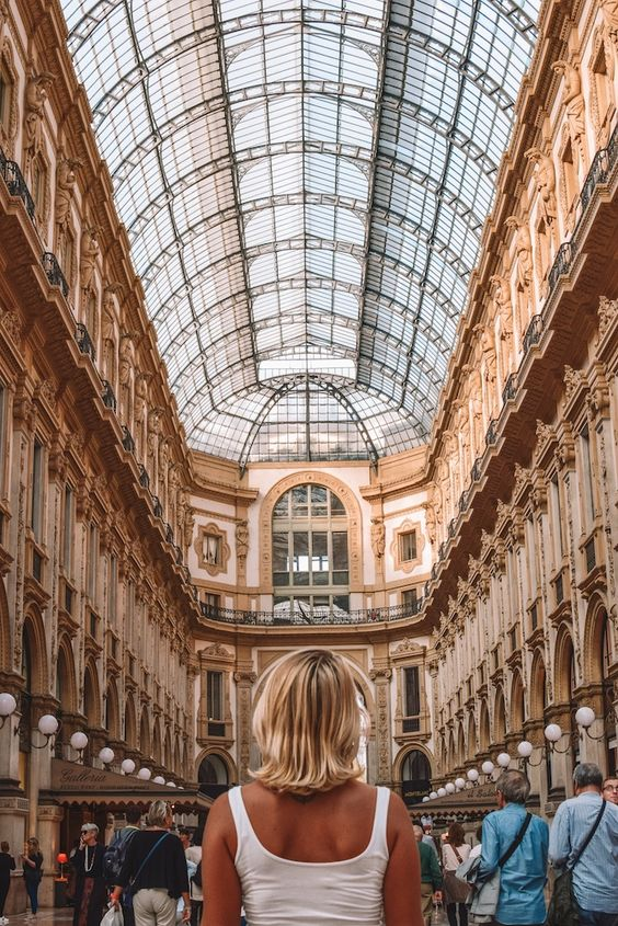 The Top 15 Places You Should Visit in Italy | Milan| This post should help you plan your vacation. Loaded with great travel tips and photography of the best cities in Italy!