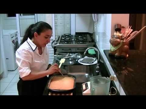 Cozinha da Luci - Bolo Gelado de Coco