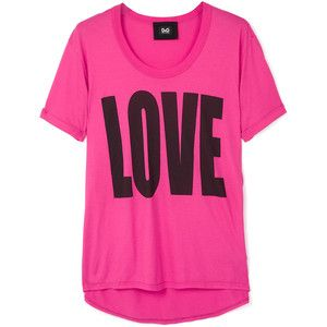 pink love #shirt #outfit