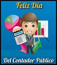 Feliz dia a todos mis colegas #ContadorPublico