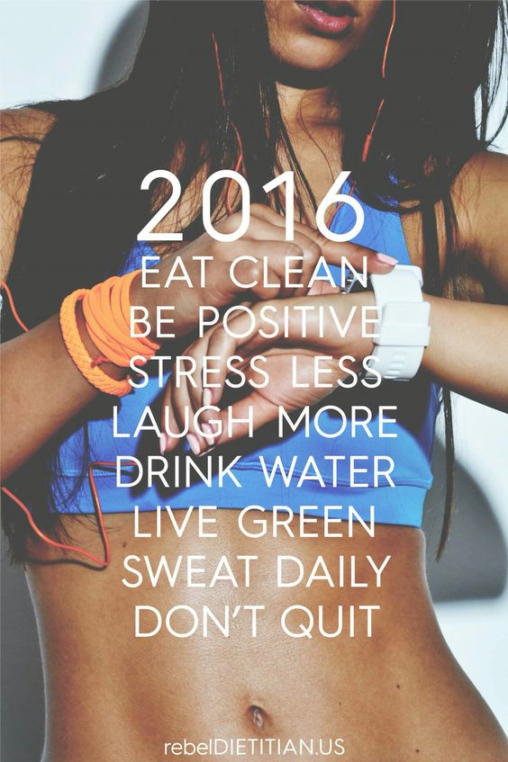 New Years. Fitness. Healthy. Get fit. #KWContest #MindYourFitness                                                                                                                                                      More