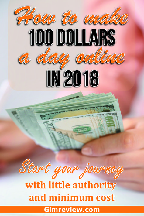 How To Make Money Online Fast 2018