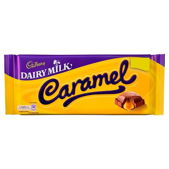 Caramel chocolate bar, Cadbury dairy milk and Chocolate ...