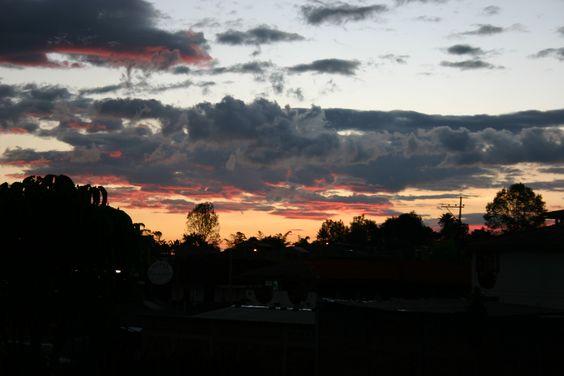 salento sunset by sebastian moreno