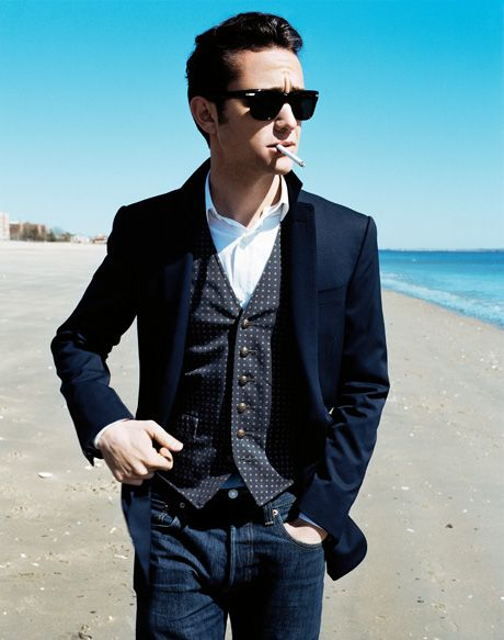 There's just something about Joseph Gordon-Levitt....