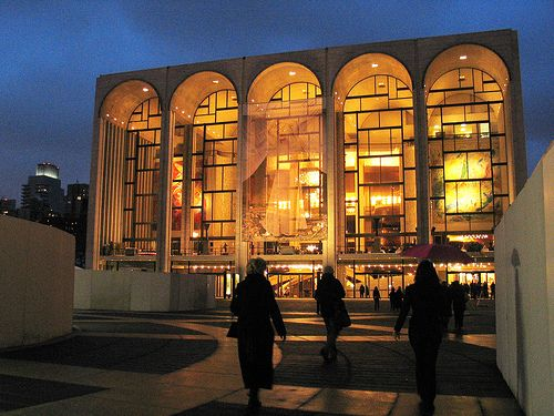 Lincoln Center 70 Lincoln Center Plz New York Ny Upper West Side Home To 11 Organizations I Best Places To Camp Nyc Attractions New York City