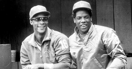 """ESPN's 30 for 30 documentary """"Doc & Darryl.  Great piece.  It took every bone in my co-dependent body to not want to help Doc is some way."""