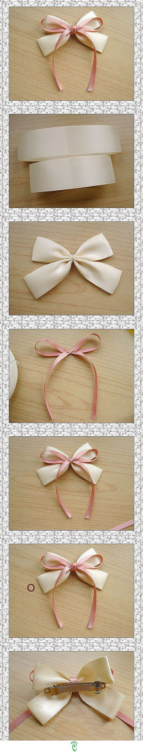 How to Make Hair Bows (Tutorial):
