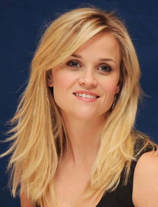 30 Most Delightful Reese Witherspoon Hairstyles 2019 Celebrity Hairstyles Reese Witherspoon Hair Straight Blonde Hair Hair Styles
