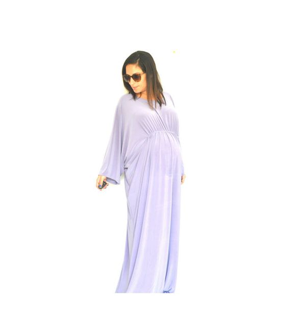 Maternity dress 'Lovely Lucy' Long Sleeve Maternity dress by onor