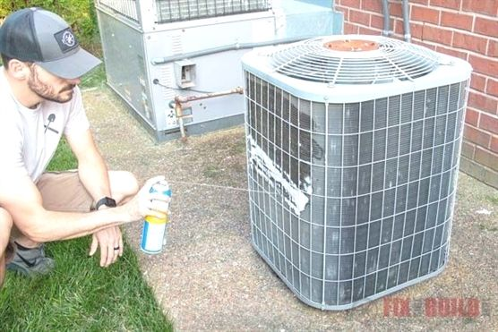 Hvac Basics Air Conditioner Maintenance Air Conditioner Maintenance Diy Air Conditioner Clean Air Conditioner