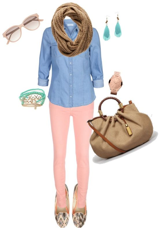 """Western Casual"" by kristinlynch on Polyvore"