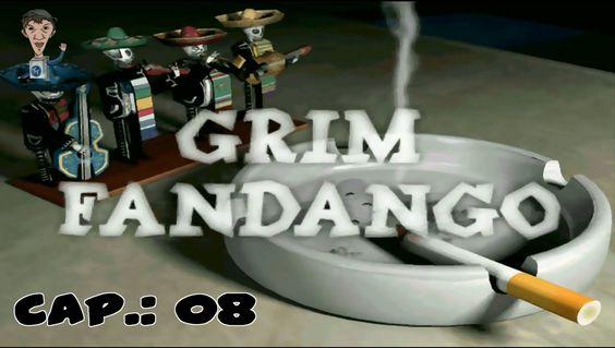 Grim Fandango - Cap.: 08 - Con el corazon en la mano