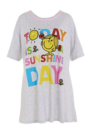 Image for Sunshine Day Sleep Tee from Peter Alexander