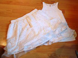 Spalvota Transformacija, DIY Clothes, Recycled Clothes, Second Hand, Juste Navalinske, dress, girls clouthes, girls dress DIY
