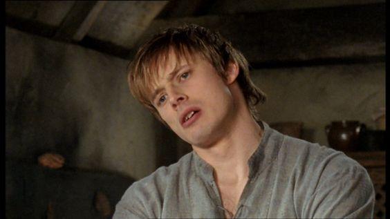 Bradley as Arthur