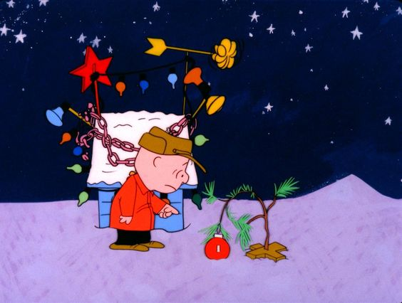 Charlie Brown Christmas Special