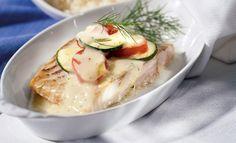 Fisch-Gratin mit Gemüse | alt?Model.MainBrand: