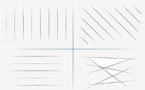 Những bài tập vẽ đường thẳng