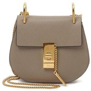 chloe replica handbags uk - Chloe Drew Mini Leather Shoulder Bag | BAGS 2016 | Pinterest ...