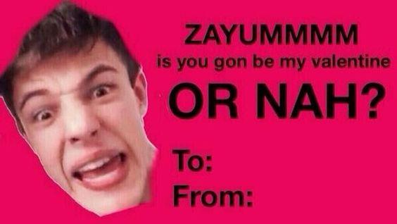 funny valentine youtube