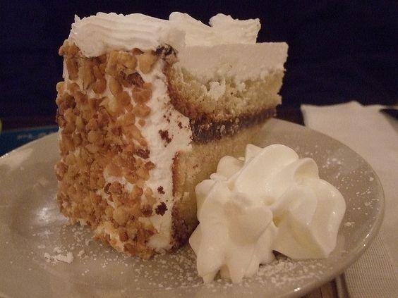 Italian Rum Cake: yum!