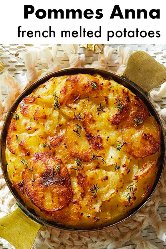 Pommes Anna: French Melted Potatoes | Sweet Paul Magazine