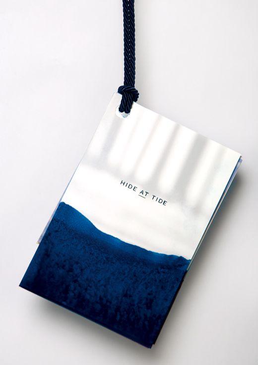Bland Designs - Tide Retreat (dip dye effect)